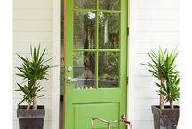 Front Door Options