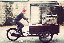 Coffee Cart/Trailer/Caravan