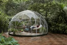 Spherical tent - inspiration