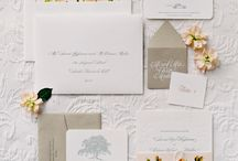 wedding stationary / by Blynda DaCosta