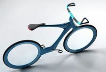Bike Innovations / Innovative bike designs and concepts. / by Fortified Bicycle Alliance