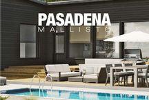 Pasadena / Uuteen Pasadena-mallistoon tulee seitsemän talomallia, jokaiseen on tehty vähintään kaksi pohjaratkaisua. Niiden tehtävä on näyttää sinulle, miten paljon muuntelumahdollisuuksia talomalleissa on.