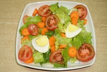 Nutrición y Salud Menú Semanal