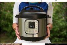 Instant pot cooking ideas