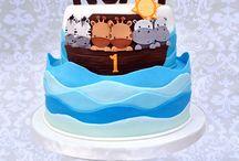 Noah's cake