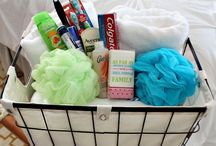 Guest Room Basket Ideas