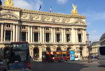Cady Quo Around the Globe / Frolicking around Europe and beyond