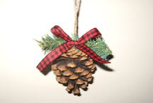 Plaid Pine Rustics