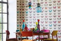 B u g s  A r e  A l l  T h e  B u z z / Bug prints on accessories and wallpapers are on trend this year. These are a few of our favourites