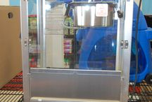 Concession Equipment Rentals / We offer the most popular concession rentals for all of your carnival food needs.  We also sell all the supplies you need!  We keep all of our rentals in great condition.  You can rest easy knowing you are renting from a reputable store front and not someone's garage!