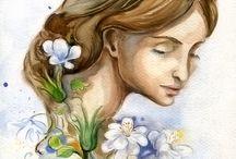 Margita - Painting