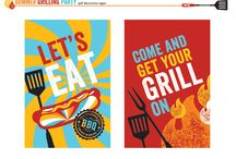 Summer Grillin' & Chillin / by Dina - Deliciously Darling Events