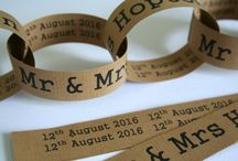 Mr & Mrs...Wedding / Range... Rustic, Homespun, Vintage, Romantic, Country // Celebration Ideas... Weddings or other rustic inspired parties