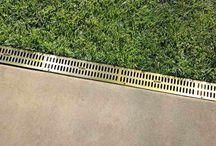 Trench Drains, Channel Drains & Grates / Trench Drain, Channel Drain & Grate Options
