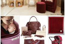 Marsala / Pantone's 2015 Color of the Year Marsala / by Saige Nicoles
