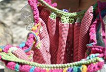 сумки вязаные