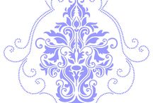 Damask & Wallpaper Stencils