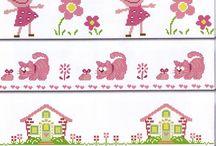 Cross Stitch: Petit Motifs
