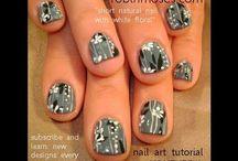 Nails: Tutorials / by Tabetha Savage