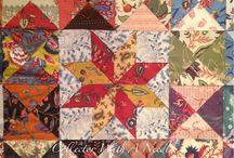 Dutch fabrics and quilts