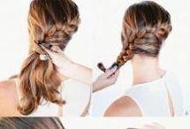 Peinados...