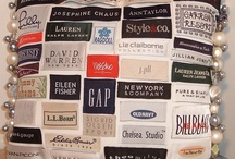 Get Inspired, Get Creative / There are so many ways to up-cycle vintage or unused labels. Time to get creative!