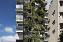 Vent Vert / Minato-ku, Tokyo, Japan Edward Suzuki Associates