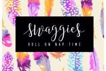 Boho Daycare Swaggies