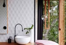 Bathroom Trends of 2017 / 2017 sees bathrooms oozing personality and texture. A room that has evolved to be as unique as its owner. Incorporating pastels, golds and quirky accessories, we've compiled our favourite bathroom products to achieve the look.