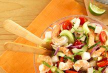 Salads / by Kendra Espinoza