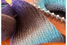 loom knitting