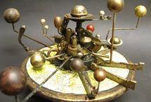 Orrery / Spheres / Astrolabe