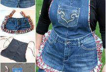 Coisas com jeans