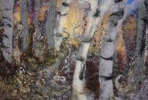 Forest felting