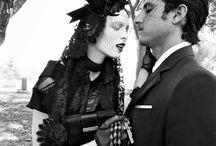 Fashion: Victorian Gothic