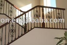 gradeamento de escada