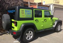 """Vehicle Wraps / Vehicle wraps are the ultimate """"mobile billboard"""" for your business, and with our latest production and installation technology, your car will be back on the road within two days. Visit us at: http://signaramaboxhill.com.au/products-services/ to see more."""