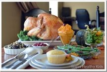 Food: Healthy Thanksgiving...