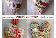 craft: I heART Handmade / I love hearts and I love handmade.  I especially love handmade hearts!