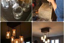 Light Designer / Création de Lampe Light Handicraft