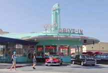 "[ARC] Googie / This board is about ""googie""-Architecture. Googie is also known as ""space age"""