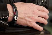 Leather bracelets for men / Leather bracelets for men, Lederarmbänder, Armbänder aus Leder für Männer