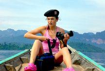 Me in Thailand's eyes / Io negli occhi della Thailandia