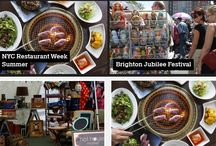 NYC Fairs / New York street fairs in July - August 2015