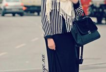 Hijabi Fashion❤ / Follow me Instragram: BAGS_BOUTIQUE89 / by Sophia Kim