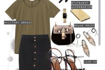 #ootd / My Polyvore sets