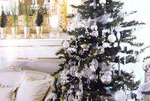 Jul i den hvite by