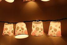 Craft Garlands/String Lights/Mobiles