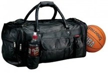 Leather Duffle Bag For Men