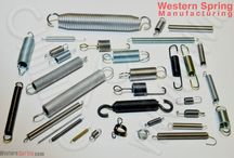 Extension Springs / Various Extension Springs for product & industry.